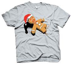 Gingerbread t shirt funny Christmas shirt