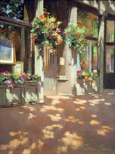Teresa Saia artist Howard Mandville Gallery in Kirkland