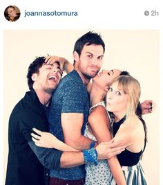 Emma Approved cast. <3 I LOVE THIS PICTURE.