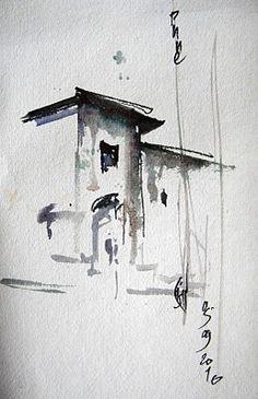Urban Sketchers: Sanjeev Joshi