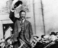 The Daily Glean: Teddy Roosevelt and William Howard Taft: friends and foes