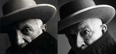 Irving Penn: Pablo Picasso