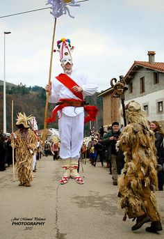 La Vijanera, Silió #Cantabria #Spain