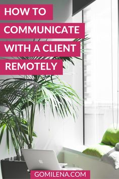 Long distance communication with a client when working remotely has many benefits: it allows you to save time, have everything in a written form for further reference, and make contact when you have time, just to name a few. However, there are also severa