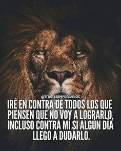 Motivational Phrases, Inspirational Quotes, Mi Images, Quotes En Espanol, Millionaire Quotes, Empowering Quotes, Leadership Quotes, Osho, Spanish Quotes