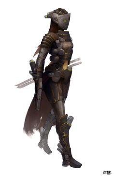 Armor 1 color  by *madspartan013
