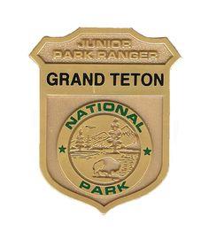Grand Teton National Park Junior Ranger Program