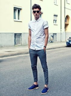 Men's Street Style Outfits For Cool Guys (25)