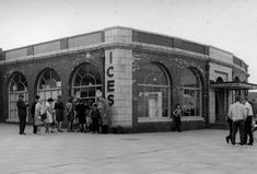 View old pictures of Whitley Bay including: Spanish City, the Promenade, the Rendezvous cafe and the ice rink Old Pictures, Old Photos, North Shields, Great North, Somewhere In Time, North East England, Local History, After Dark, Seaside