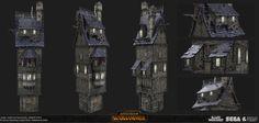 Vampires cities, par NIKKI Lynch #TotalWar #Warhammer #CreativeAssembly