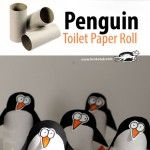 Toilet+Paper+Roll+Penguin+Craft+Project+for+Kids