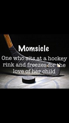 Moms Are The Best Fans Hockey Mom Quote Hockey Quotes Hockey Mom