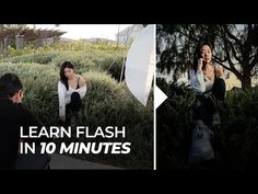 No matter your experience, I'm going to make off-camera flash easy and a lesson you can learn in less than... Flash Photography Tips, Photoshop Photography, Off Camera Flash, Learning, Youtube, Easy, Fotografia, Studying, Teaching