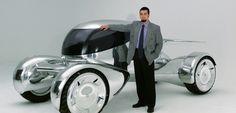 2001 Peugeot Moonster futuramobiles: