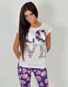 Camiseta de mangas corta LOVE  http://tiendas13.com/mujer-camisetas-tops/2211-camiseta-love.html
