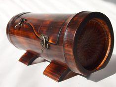 Jewelry box wooden box husband gift bamboo box wood by bamboobg