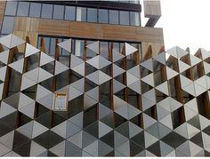 Resultado de imagen para arquitectura grid triangular