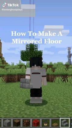 Minecraft Mansion, Easy Minecraft Houses, Minecraft House Tutorials, Skins Minecraft, Minecraft Funny, Minecraft Videos, Minecraft Decorations, Amazing Minecraft, Minecraft Tutorial