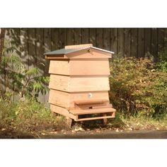 WBC hive from National Bee Supplies