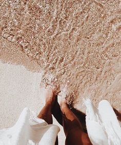 Feet in the Sand, Clear Water, Summer Vibes