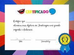 certificado fono