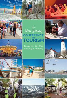 2014 New Jersey Conference on Tourism: NJTIA - The Voice of NJ Tourism Industry