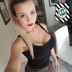 RS Notícias: Katlen Oliveira, modelo e musa do Figueirense