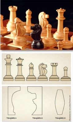 Woodturning Chess - Woodturning Projects and Techniques - Woodwork, Woodworking, Woodworking Plans, Woodworking Projects Wood Shop Projects, Small Wood Projects, Lathe Projects, Wood Turning Projects, Cool Woodworking Projects, Woodworking Projects Plans, Crafty Projects, Wood Turning Lathe, Wood Lathe