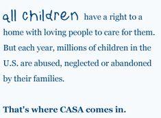 visit the National CASA website www.casaforchildren.org