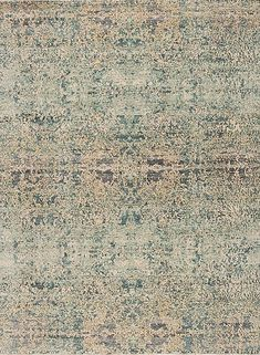 Brooklyn - Bayridge - Samad - Hand Made Carpets Green Rugs, Aesthetic Value, Transitional Rugs, Home Rugs, Carpets, Brooklyn, Blue Green, The Incredibles, Antiques