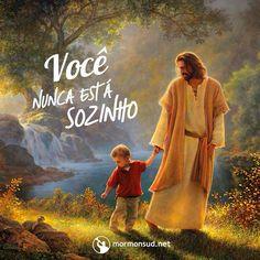Ele é seu Pai e Ele te ama!  Acesse: mormonsud.net