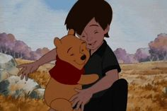 Dan as Christopher Robin. The feels....I CAN'T