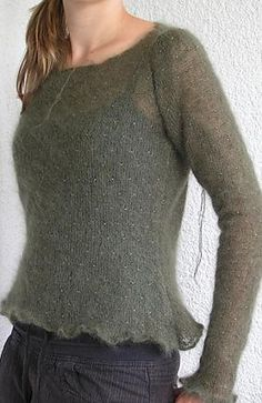 Ravelry: Elizabeth - with Three Style Options pattern by Kim Hargreaves