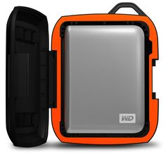 WD Nomad Rugged Hard Drive Case