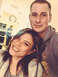 Jeananne and Brendan!  Krista and Drew, they have such a beautiful friendship ♡