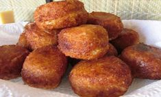 Pretzel Bites, French Toast, Bread, Breakfast, Ethnic Recipes, Food, Gastronomia, Morning Coffee, Eten