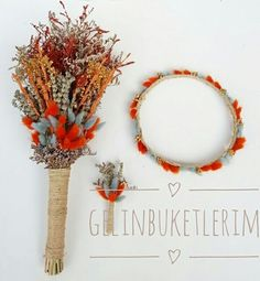 Kuru çiçeklerden Bohem tarzı  gelin çiçeği seti www.gelinbuketleri.com İletişim için 05453768273den ulaşabilirsiniz