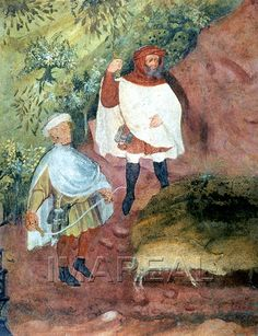 1405-1410 Monat November, Südtirol