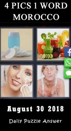 4 pics 1 word game hack for 7 letters 4pics1word 7letters answer 4 pics 1 word morocco august 30 2018 daily puzzle challenge answer 4pics1word puzzle expocarfo Choice Image