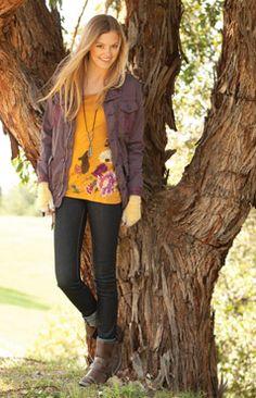 Purple & Yellow <3