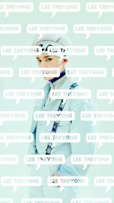 NCT U    Taeyong wallpaper for phone
