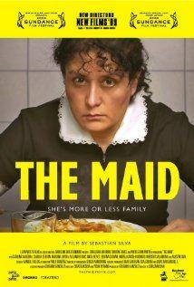 La nana = The maid / HU DVD 7717 /   http://catalog.wrlc.org/cgi-bin/Pwebrecon.cgi?BBID=8242460