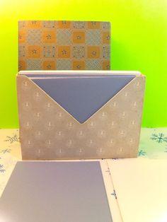 Vintage Mayfair Vellum Card Set 20 Blank Cards And Lined Envelopes   eBay