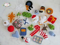 Quick Holiday Ornaments to Make Right Now  - Lion Brand Notebook