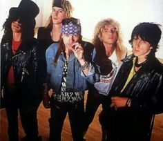 The original GNR line up will always be the best.