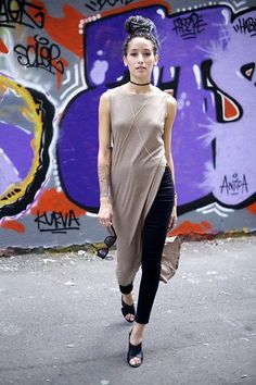 大人めな海外レディースファッションスナップ | Q ration(キューレーション) | QUAEL bags | クアエル