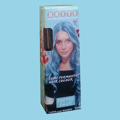Semi Permanent Pastel Blue