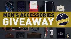 Mens Accessories Mega-Bundle Giveaway$294 value (9/9/17)... IFTTT reddit giveaways freebies contests