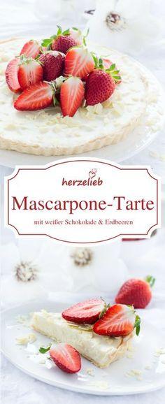 """Erdbeeren Rezepte: Mascarpone-Tarte mit weißer Schokolade und Erdbeeren. Rezept von herzelieb. Außer dem Rezept erwartet euch ein Bericht über meine Reise nach Andalusien, wo ich auf den Spuren der Erdbeeren unterwegs war, auf den Blog! Die Reise fand im Rahmen der Kampange """"Ich liebe rot"""" - Erdbeeren aus Europa statt. Mit dabei waren Zora von kochtopf und Franzi von Wo gehts zum Gemüseregal? sowie Léa Linster. Der Beitrag enthält Werbung!..."""