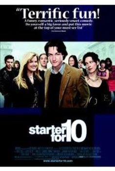 Starter For 10 2006 Online Full Movie.This is British comedy drama movie,Brian Jackson enrolls in the University of Bristol,against the backdrop of Thatcherism.